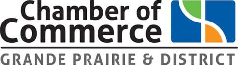 Grande Prairie & District Chamber of Commerce logo