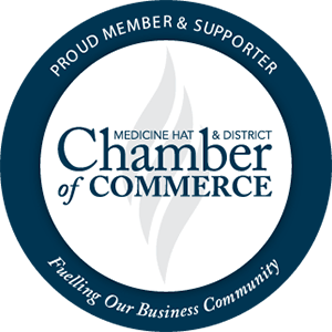 Medicine Hat & District Chamber of Commerce logo