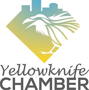 Yellowknife Chamber of Commerce logo