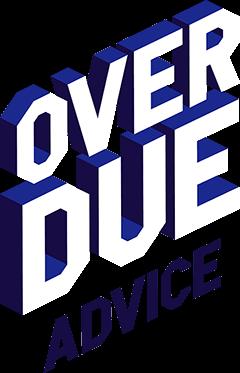 Overdue Advice logo